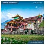 Image for the Tweet beginning: Arunachal Pradesh is an epitome