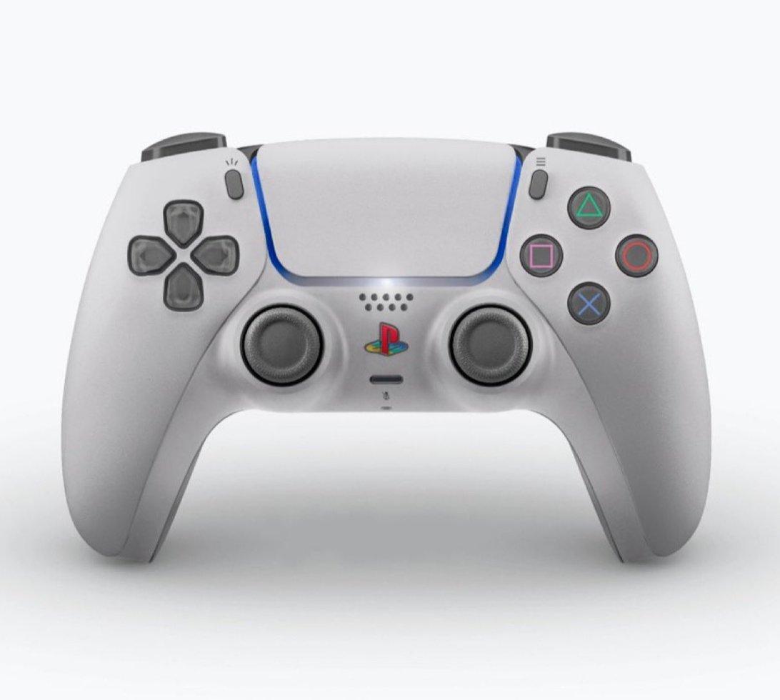 DualSense PS5 Custom Classic Retro Wireless Controller   ebay $110   Pay