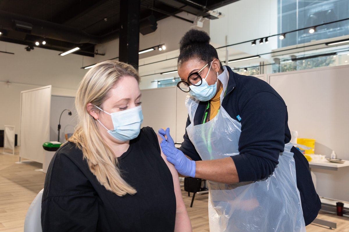It has never been easier to get vaccinated against Covid-19 in north east London, soon there will be nearly 100 places to get your free vaccination quickly, conveniently and safely.northeastlondonccg.nhs.uk/news/news-29-n…
