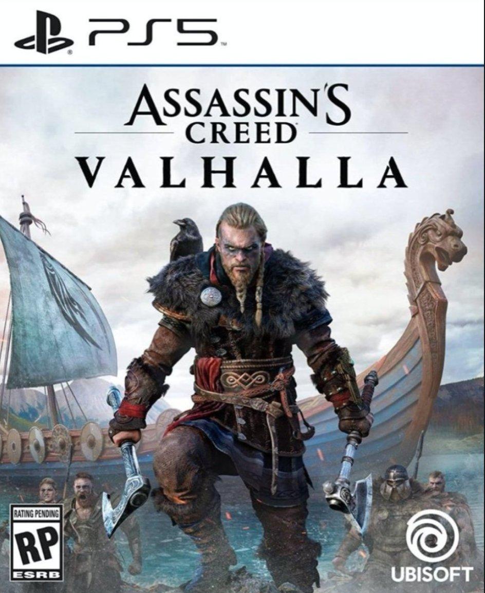Assassin's Creed Valhalla PS5 List Price $59.99 Price $29.88  Amazon