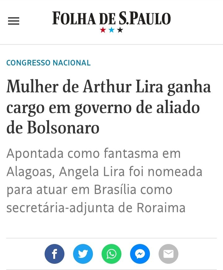 RT @reformaadmnao: Pq será que esses miseráveis querem a reforma administrativa? @ArthurLira_ https://t.co/WPtHimFheC