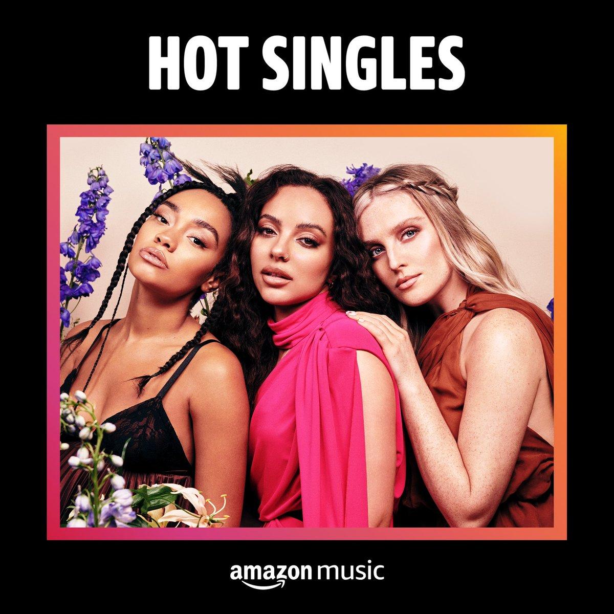 On the cover of Hot Singles 💐 Thank you @AmazonMusicUK https://t.co/v6lFYvBr2I https://t.co/JMYtS2JTsZ