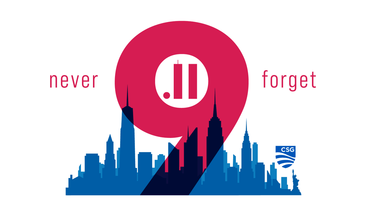 We were lucky to only lose an office  on #September11, but we know how many of our friends and neighbors in lower Manhattan cannot say the same.  Still located near the World Trade Center today, we remember those lost in the towers, at the Pentagon, and in PA on 9/11/2001.