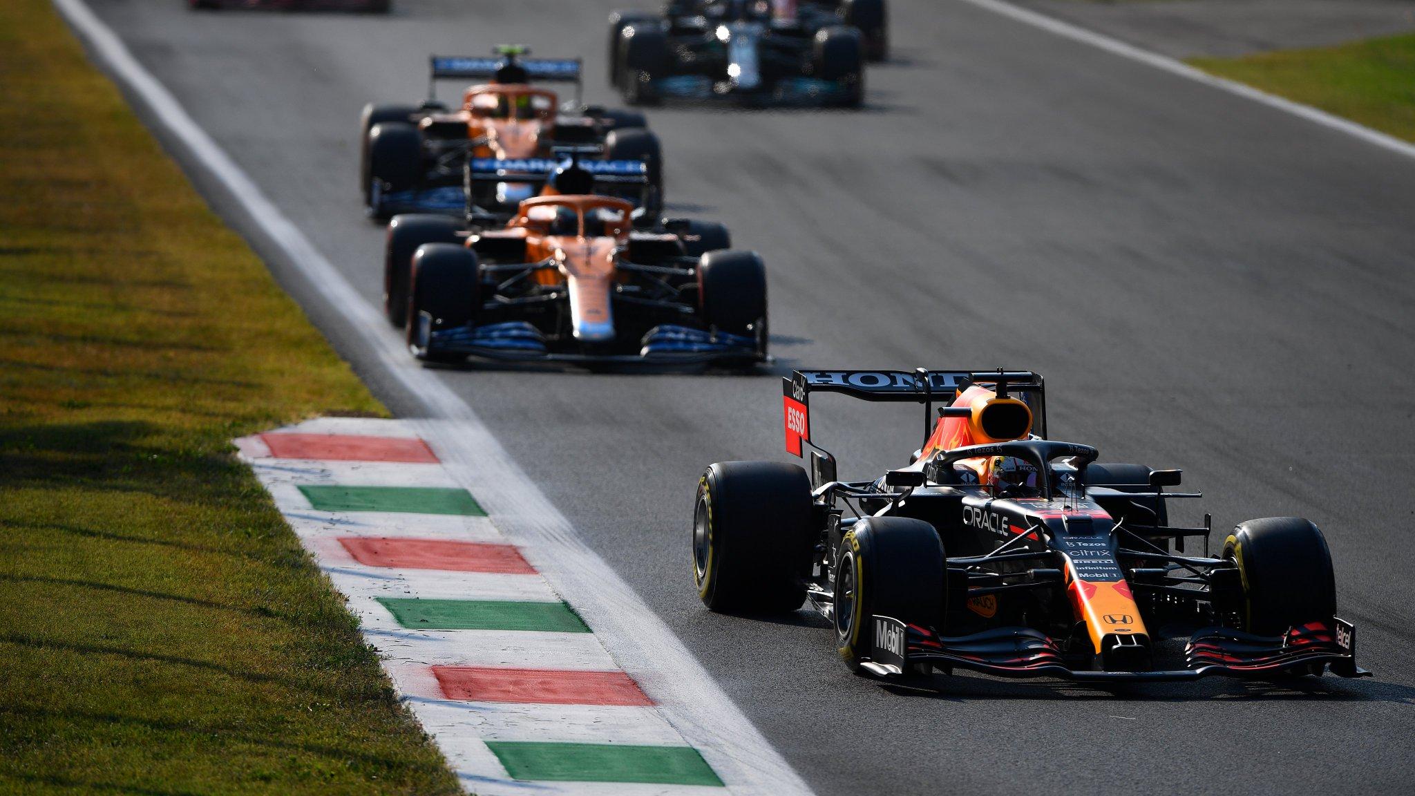 Qualifiche Sprint Red Bull