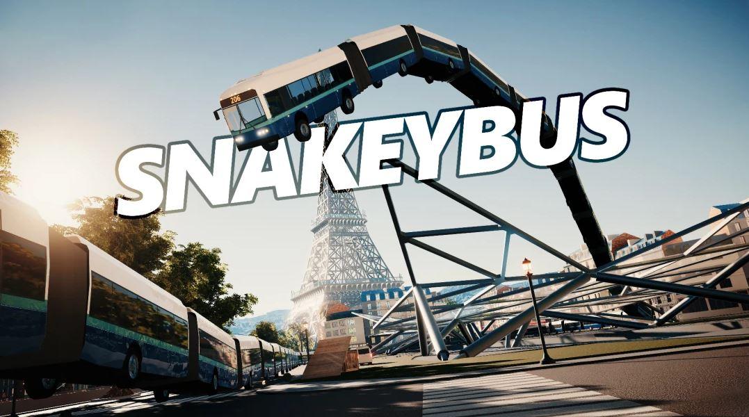 Snakeybus (S) $7.19 via eShop.