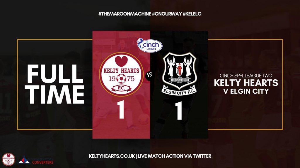 Kelty Hearts Football Club