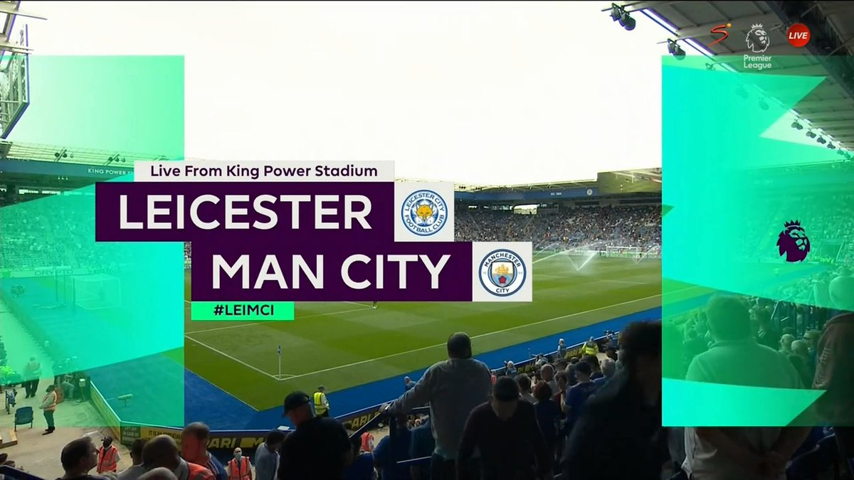 Full match: Leicester City vs Manchester City