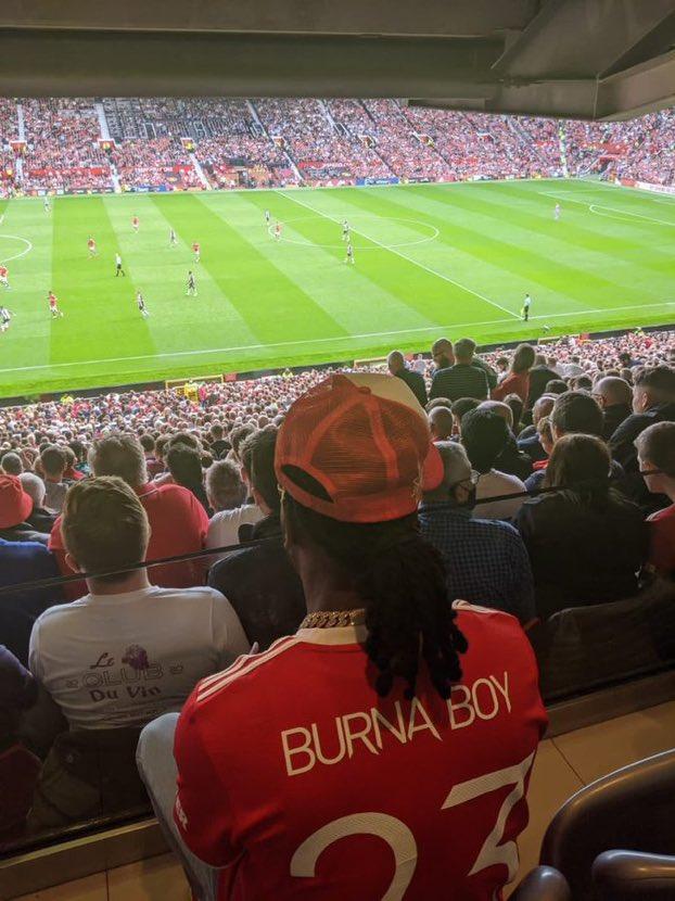@UnitedsUpdate's photo on Burna