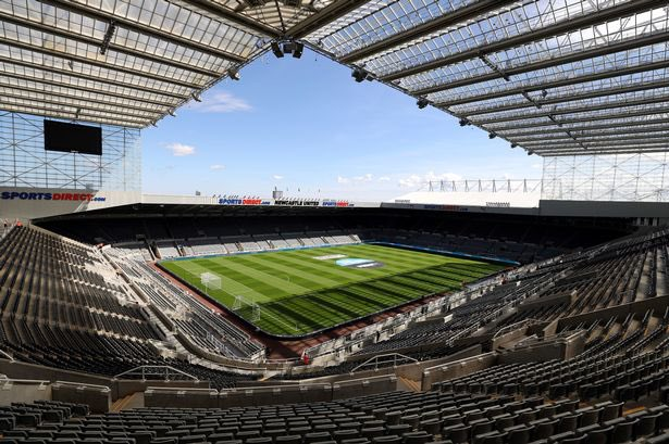 BREAKING NEWS 📰 #NUFC have tonight announced that they will be relocating the entire press box and press areas to the Gallowgate stand at St James' Park. This is to prevent journalists asking any questions in the future.