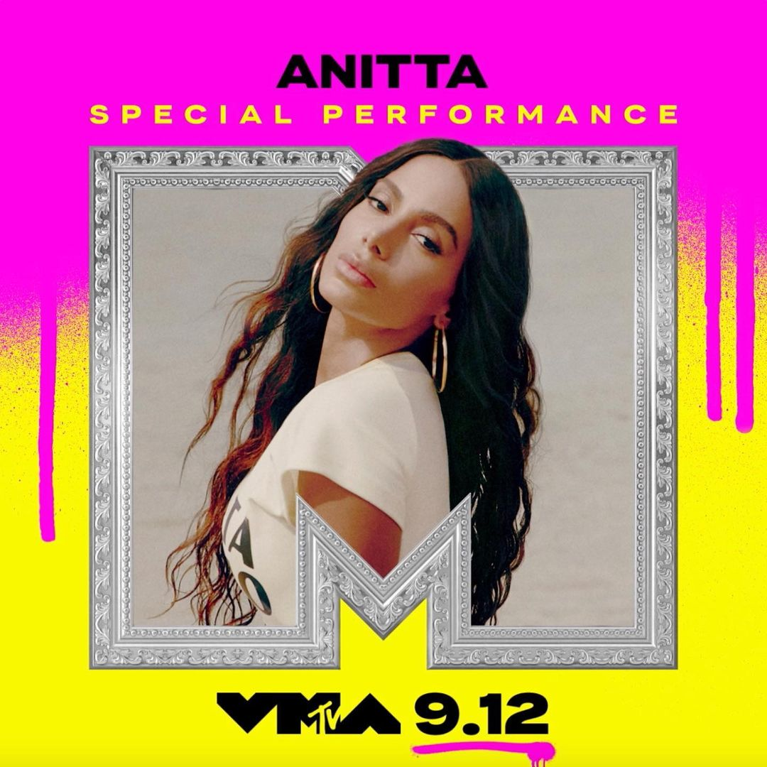 Sooooo excited to perform Girl From Rio at the @vmas tomorrow 😍🇧🇷 https://t.co/SHp6D1xP5y