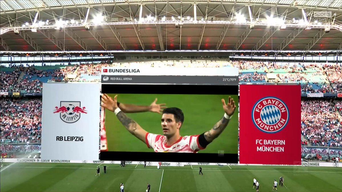 Full match: RB Leipzig vs Bayern Munich