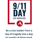Image for the Tweet beginning: Did you serve today? Share
