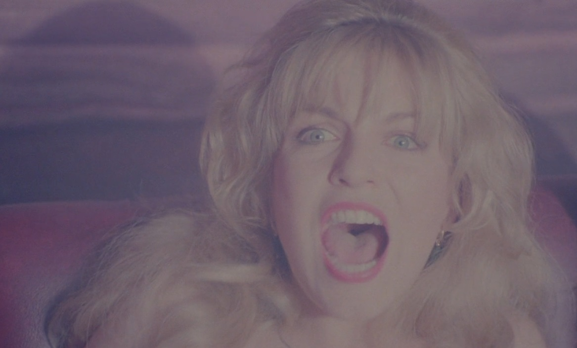 Laura Palmer in The Pink Room