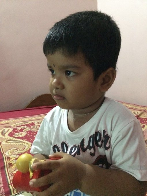 Happy Birthday big boy from Mr. Grumpy to a caring and responsible elder brother.