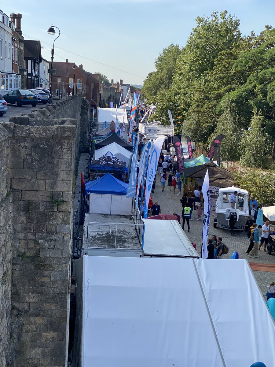 test Twitter Media - At 10:00 and the @SotonBoatShow is already buzzing with visitors. It looks a good success @SouthamptonCC https://t.co/oypyqjo7an