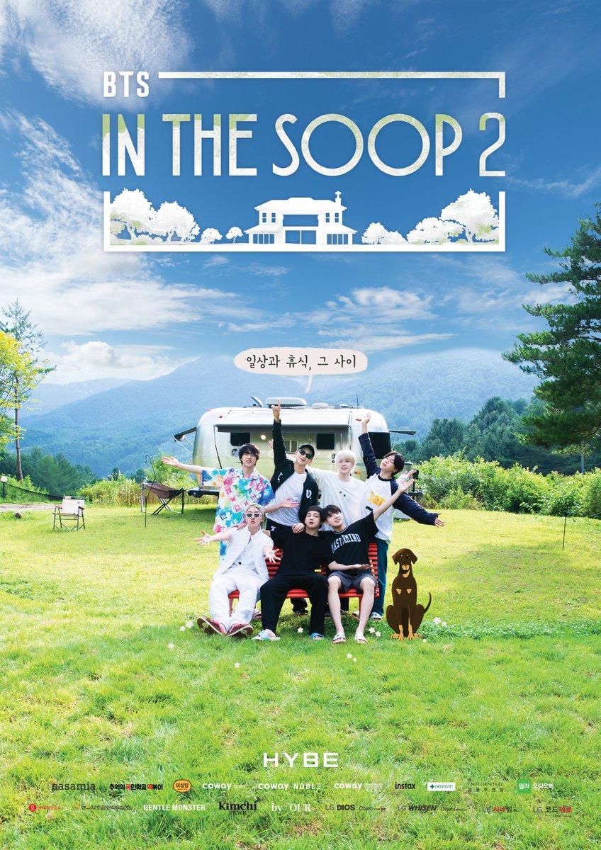 [照片] 210913 In The Soop BTS ver. Season 2 Officia