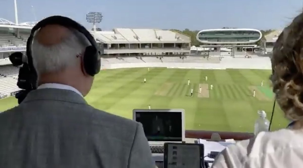 🏏 We're looking forward to broadcasting live ball-by-ball online radio commentary of the Voneus Village Cup Final at Lord's between Alvanley CC and Calmore Sports CC, on Sunday 19 September @ 11am Listen live on: livesportsfm.co.uk/player.aspx Or mixlr.com/live-sports-fm #NVC21 🏏