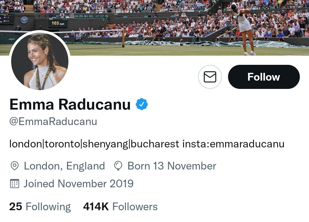 london|toronto|shenyang|bucharest some would describe #EmmaRaducanu as a 'Citizen of nowhere' @NJ_Timothy How wrong would they be? Whether it's @Nigel_Farage or his mimics we are collectively better than their narrow world view Our sports & culture put UK politics to shame