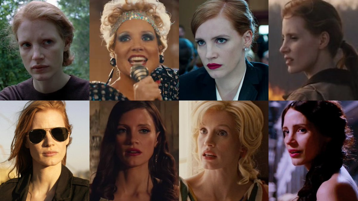 """WEEKLY POLL: """"Which Is Your Favorite Jessica Chastain Performance? (Choose Up To 3)"""" VOTE HERE: nextbestpicture.com/the-polls.html #NBPpolls #TheEyesOfTammyFaye #JessicaChastain #Actress #Movies #Film #Cinema #FilmTwitter"""