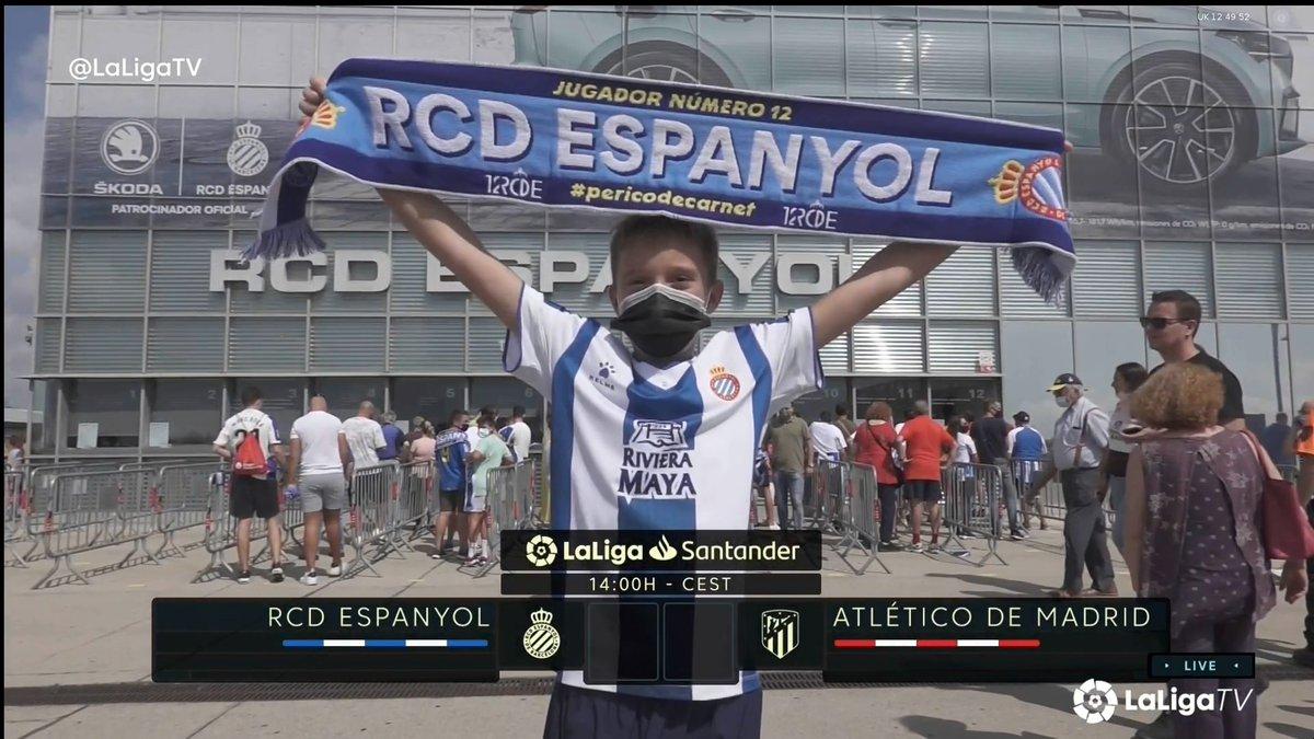 Full match: Espanyol vs Atletico Madrid