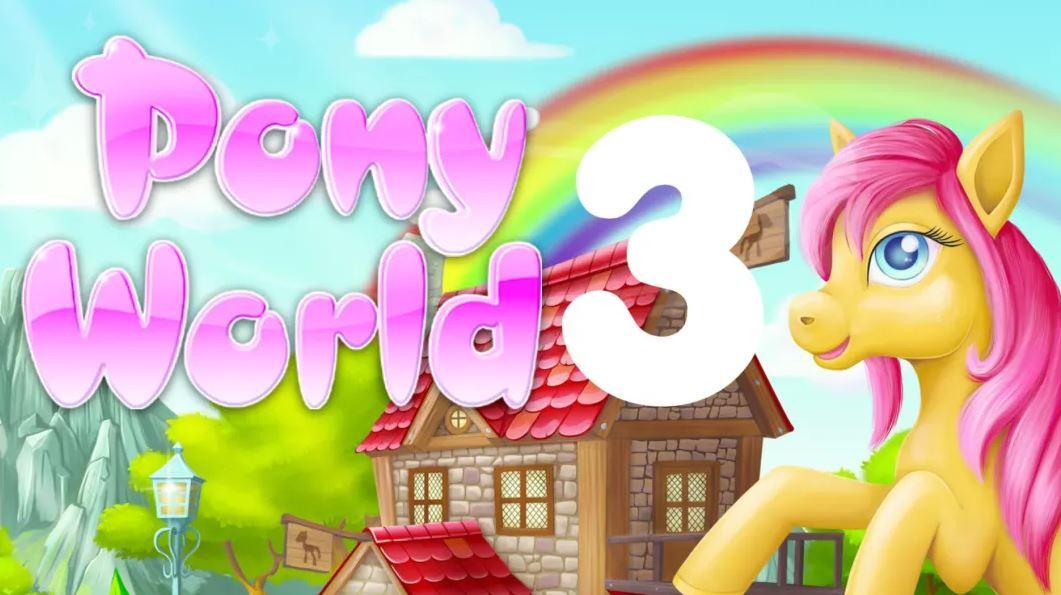 Pony World 3 (S) $4.19 via eShop.