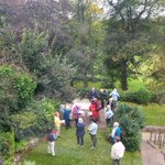 Thanks to @WinckleySquare for including the FWP garden in the Guided Walk today, I hope everyone enjoyed the walk.