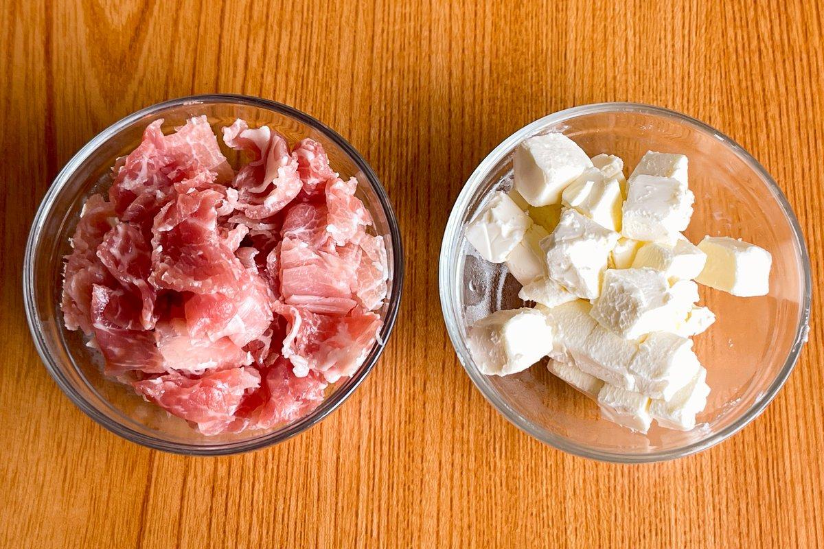 簡単3ステップで作れちゃう!生ハム&クリームチーズを使った「おにぎり」レシピ!