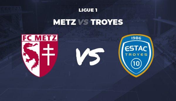 Metz vs Troyes Highlights 12 September 2021