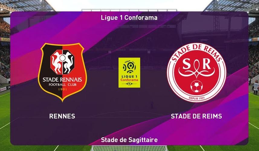 Rennes vs Reims Highlights 12 September 2021
