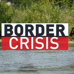 Image for the Tweet beginning: The illegal border crossing crisis