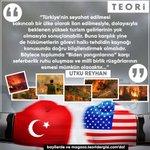 """Image for the Tweet beginning: USMER Başkanı Utku Reyhan yazdı: """"Orman"""
