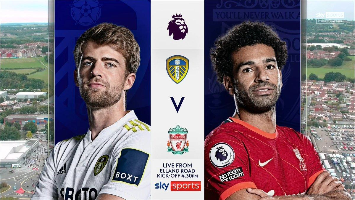 Full match: Leeds United vs Liverpool