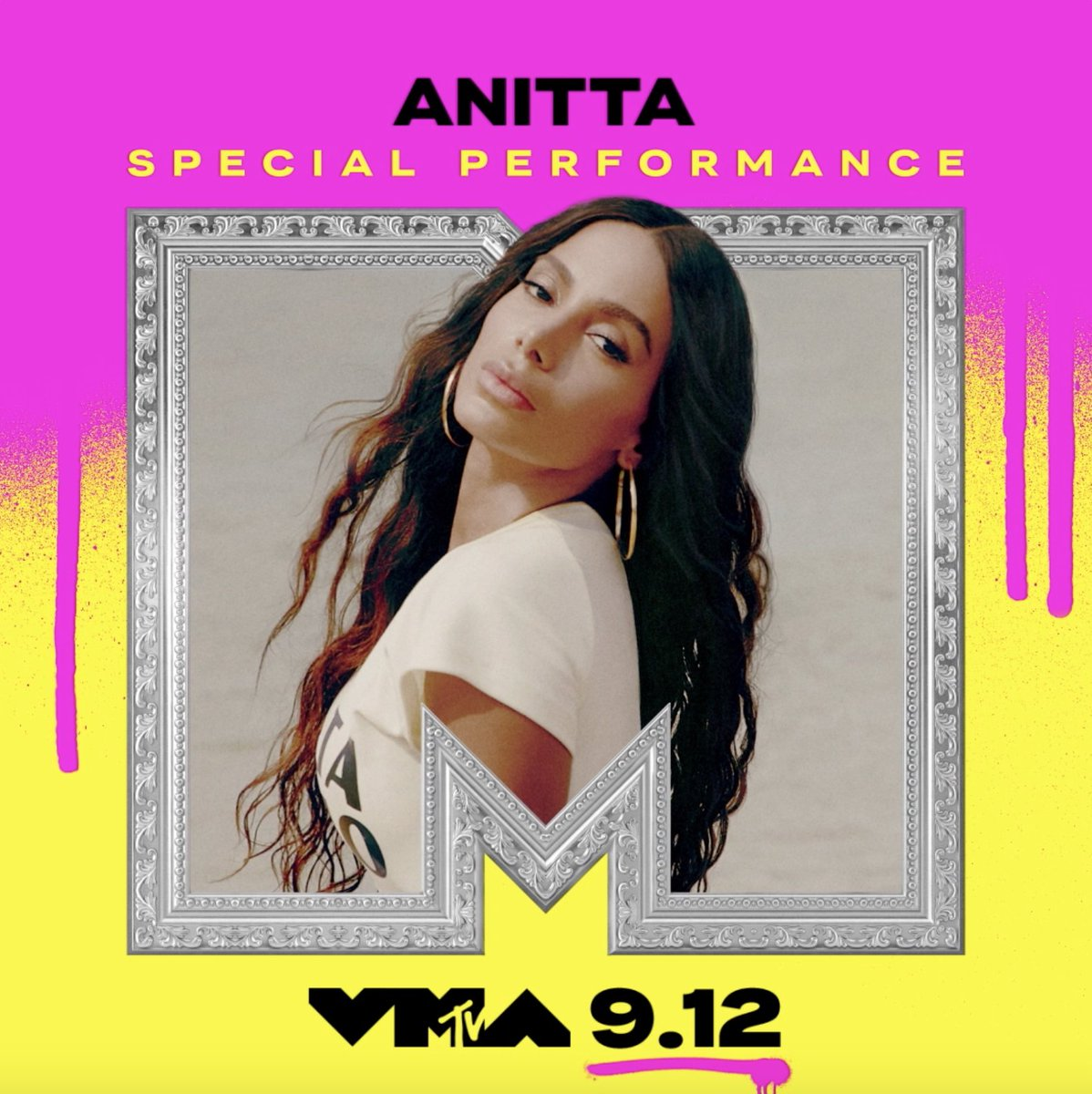 SO excited to see @Anitta at the #VMAs! ✨ https://t.co/A4PSIh33dM