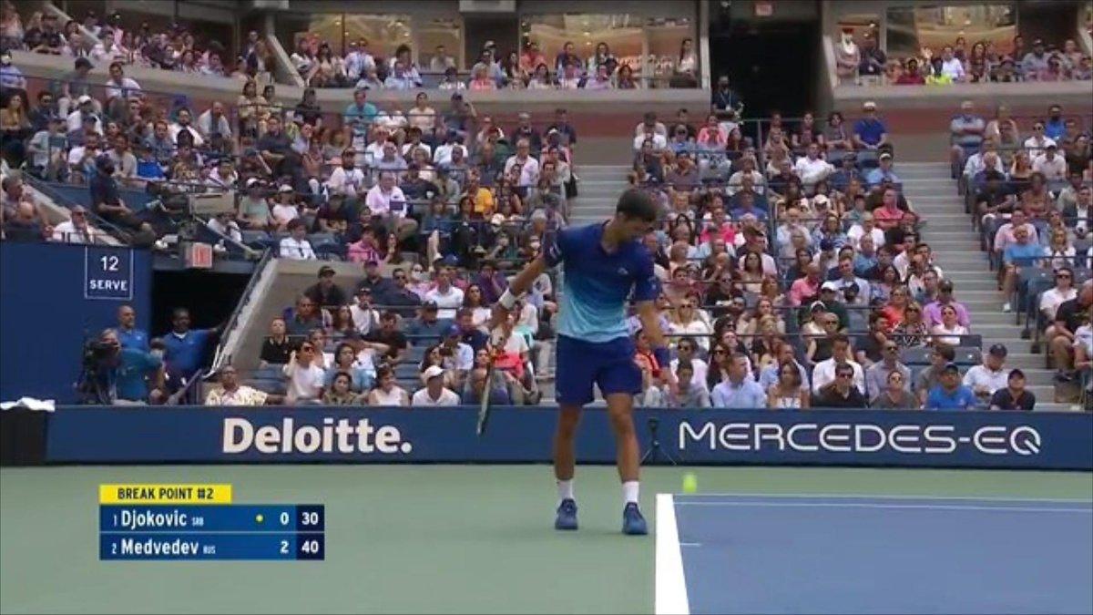 🎾 Yıllarca unutulmayacak finalden geriye kalanlar!   🏆 2021 ABD Açık 🆚 Novak Djokovic - Daniil Medvedev