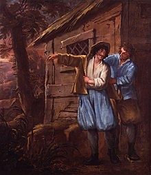 Tonight in 1651 the Penderel brothers escorted young Charles II from safe house to safe house after his defeat at the Battle of Worcester. Their descendents still receive £100 per year as a reward.