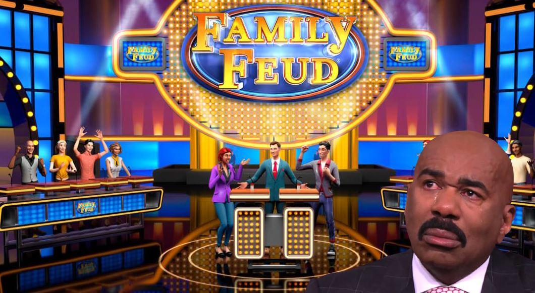 Family Feud (S) $14.99 via eShop.