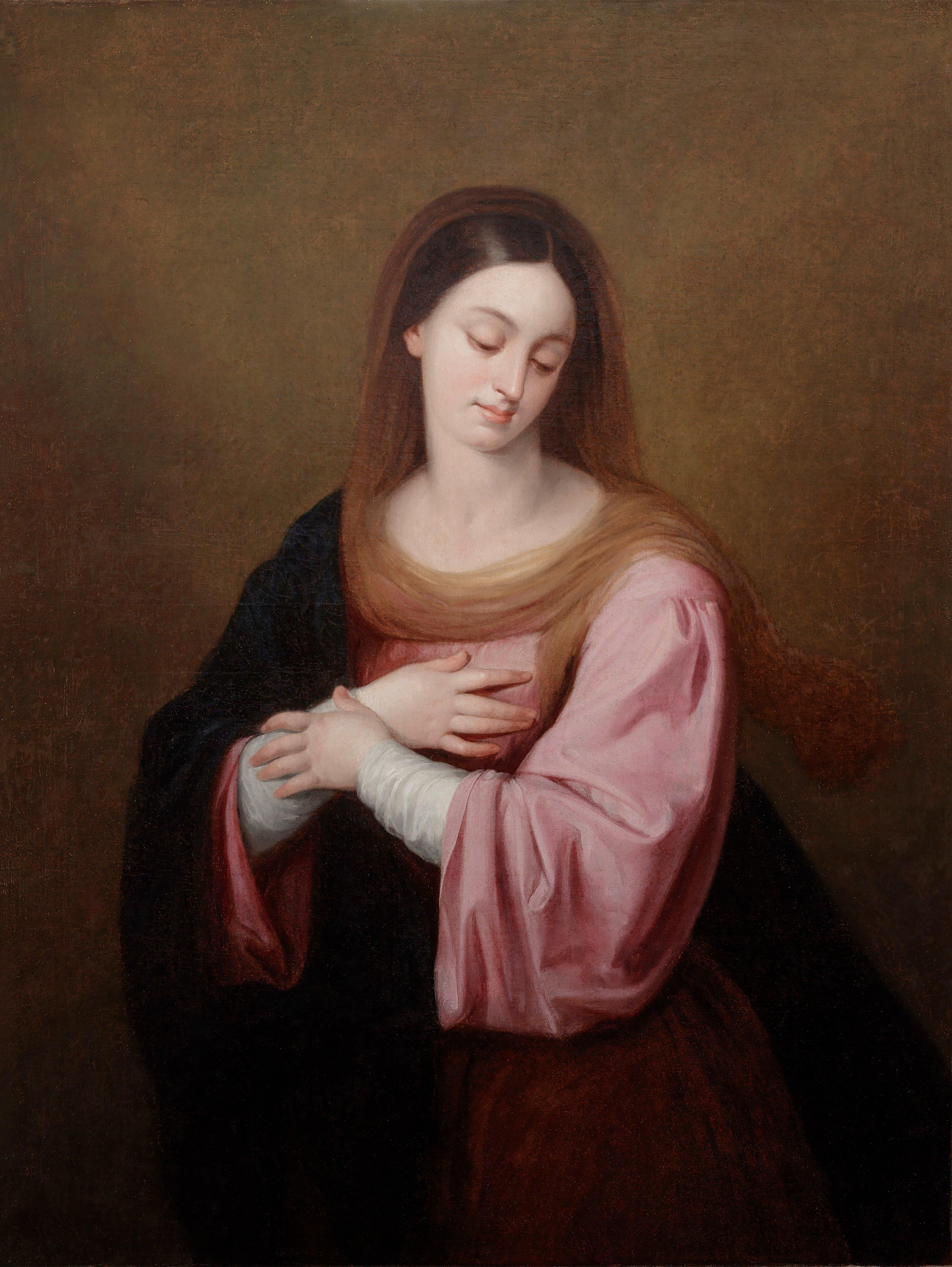 Anunciação do Senhor, Virgem Anunciada