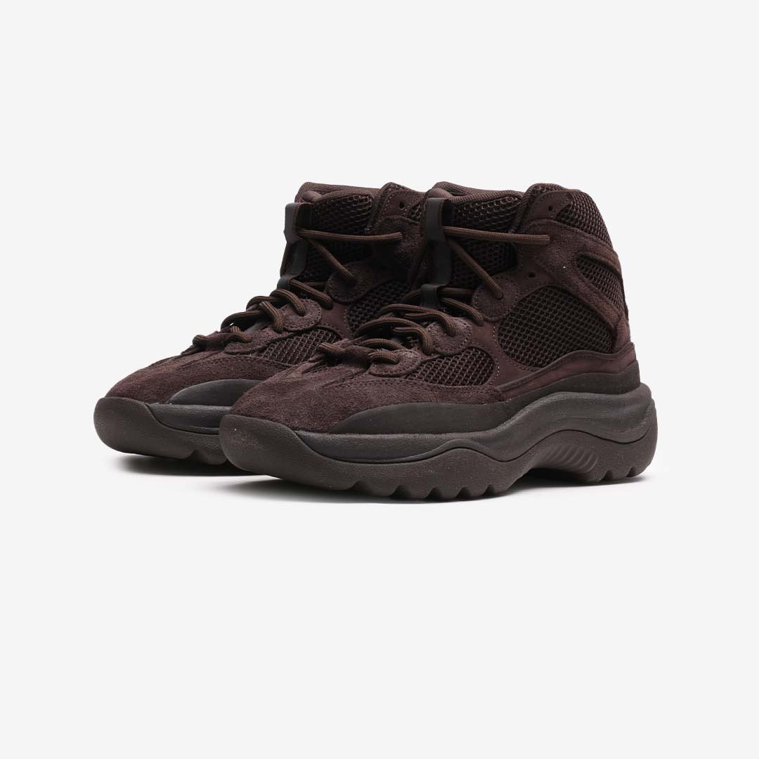 LIVE via Afew adidas Yeezy Desert Boots  Rock: Oil: