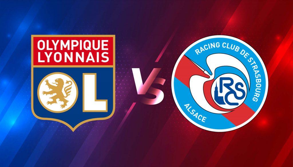 Lyon vs Strasbourg Highlights 12 September 2021