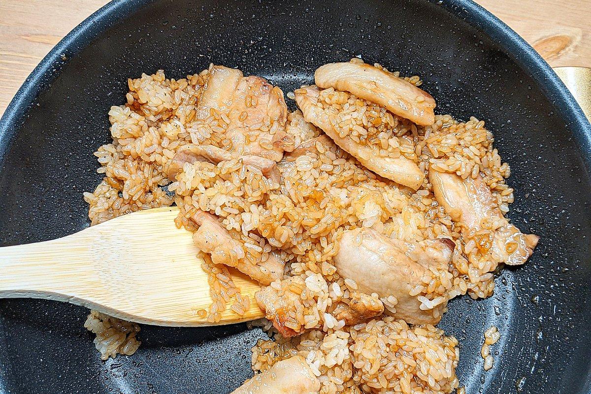 超絶品レシピ!悪魔の豚バラ油飯で豚丼の虜に⁉