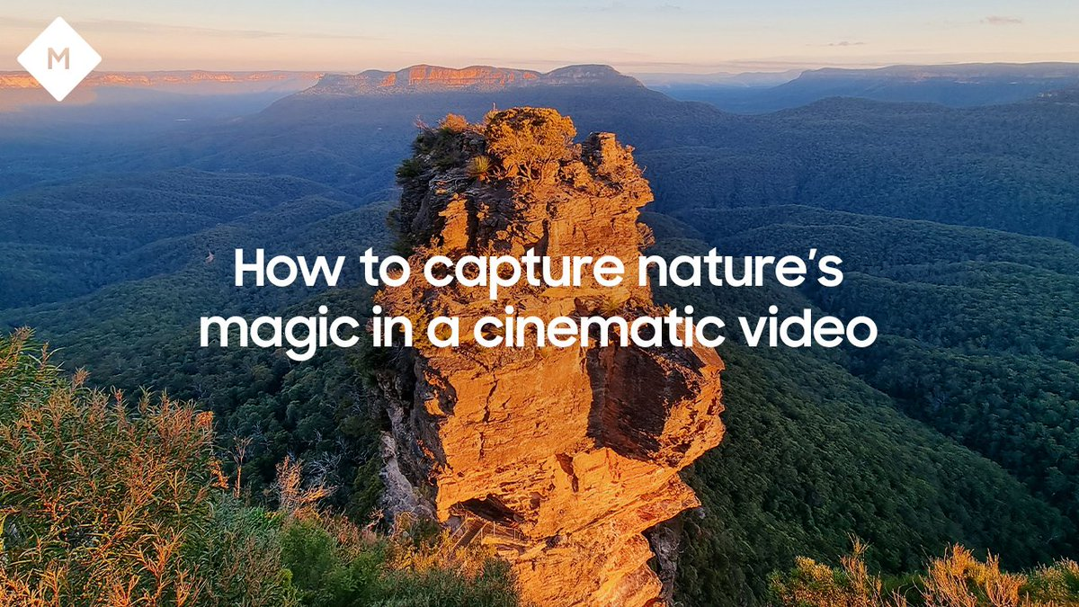 Learn five pro secrets for making your nature videos more cinematic and immersive than ever, with filmmaker @gabscanu and the #GalaxyS21 Ultra 5G.  Learn more: https://t.co/6kHa9233IM https://t.co/0346VwD5cQ
