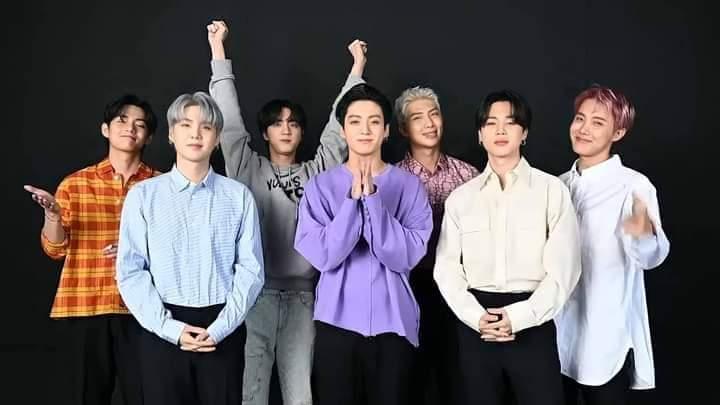 Congratulations BTS Twitter