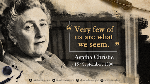 Agatha Christie Twitter