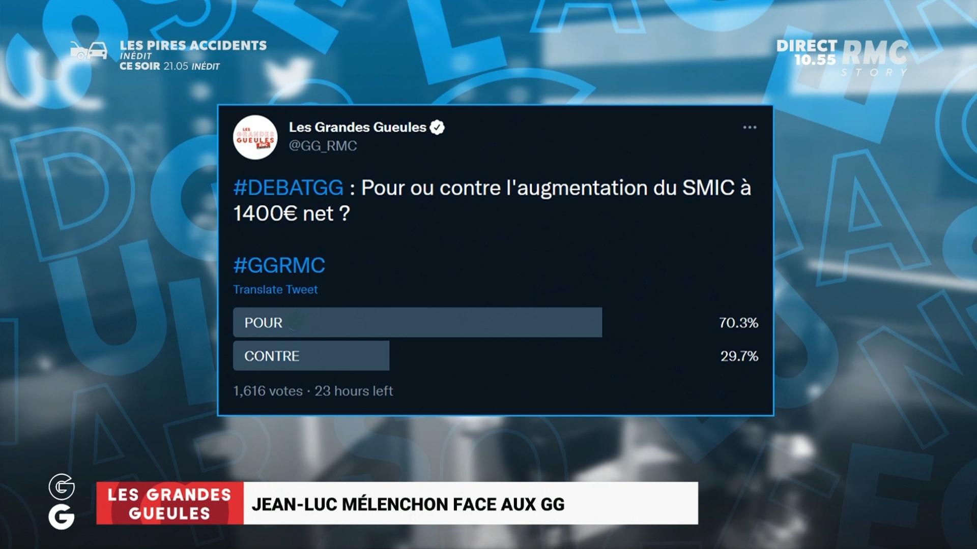 #SMIC Twitter