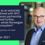 Image for the Tweet beginning: Meet our new partners: @NTNUnorway