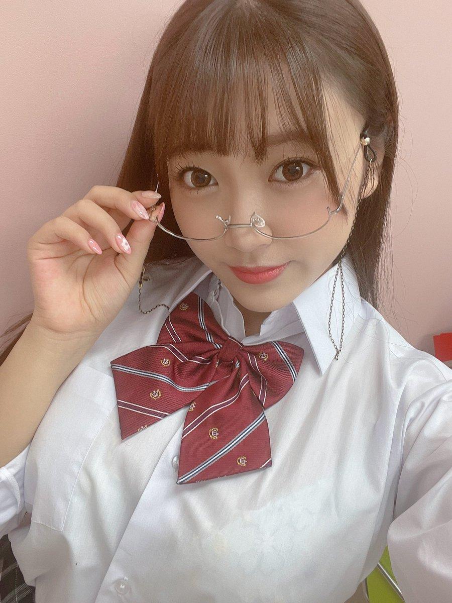 姫咲はな メガネね自分のなんだけど最近の 1