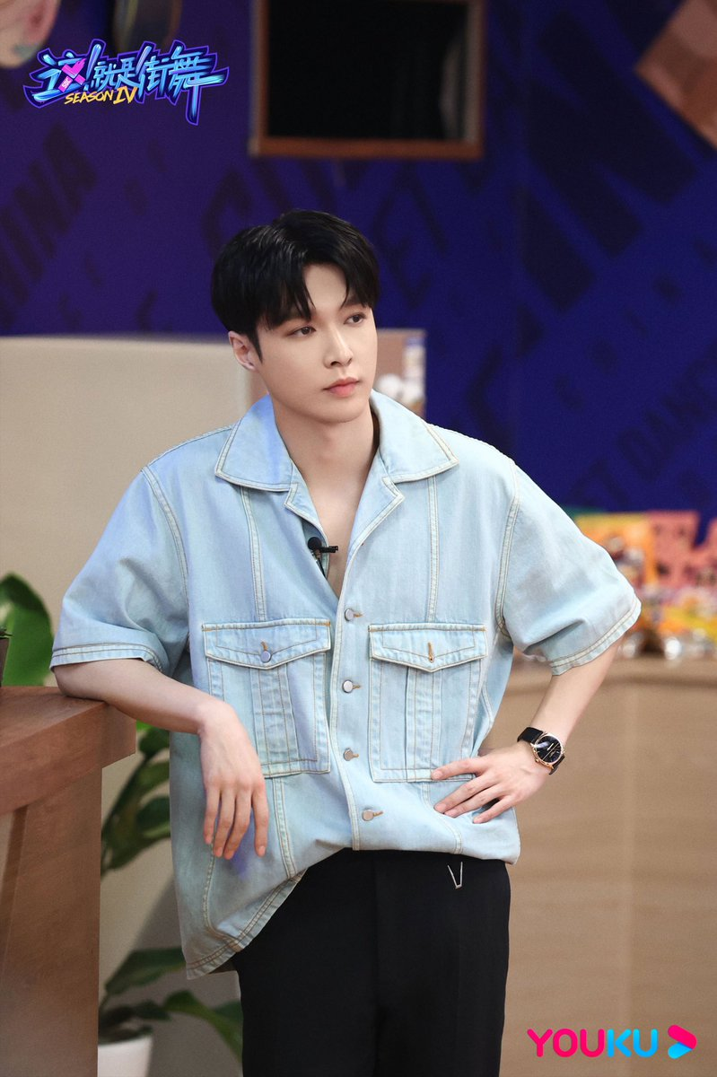 210913 SDC weibo update 3P  Tonight 8pm 'Let's Chat S2'😎 #LAYonSDC4 #StreetDanceOfChinaS4 @layzhang #张艺兴 #ZhangYixing