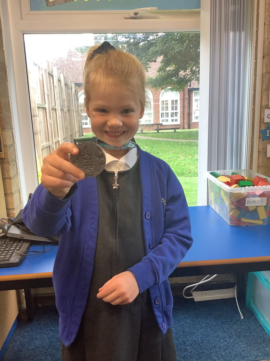 A huge well done to this little superstar for completing the mini great north run at the weekend! 🤩🏃♀️🤩 #yougogirl - Mrs Adams