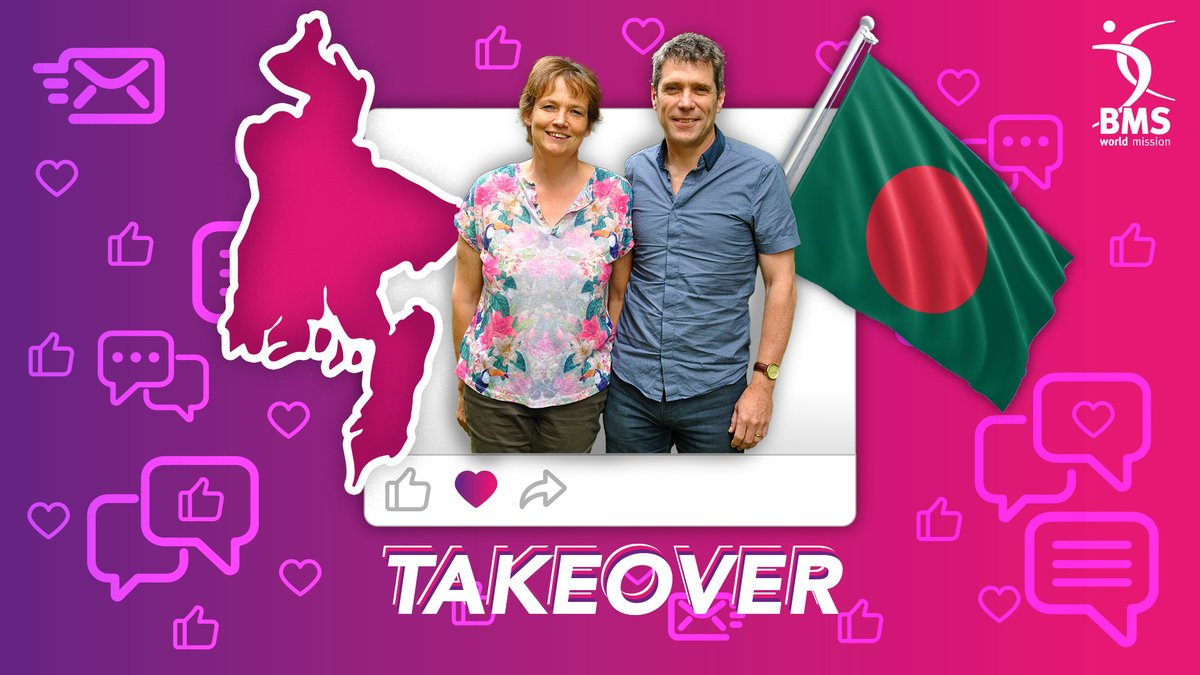 test Twitter Media - We're so excited that Louise and Peter Lynch are going to take over BMS social media this Friday!   Don't miss their specially recorded videos – on this account all day on Friday 17 September!  Sign up for regular prayer updates from the Lynches: https://t.co/i5V5mnpWww) https://t.co/YdCh7j0pgh