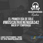 Image for the Tweet beginning: Comienza el curso radiofónico para